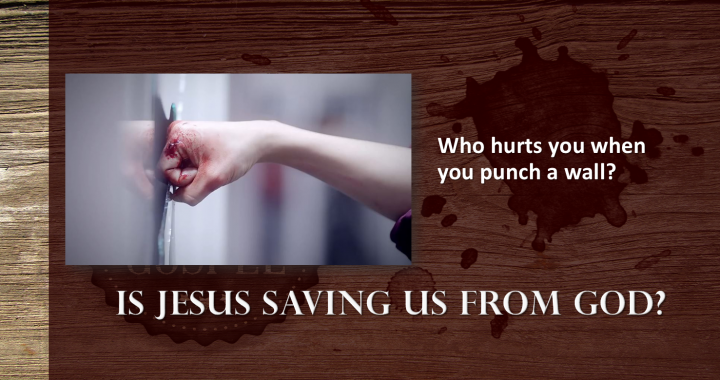 Propitiation: Punching the Wall