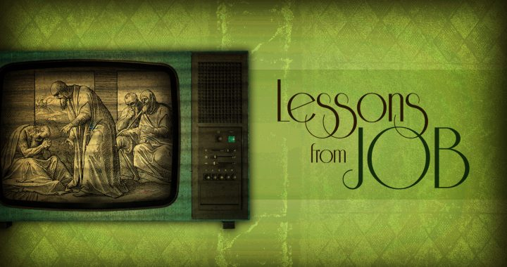 Lessons from Job: The Misery of a Righteous Man