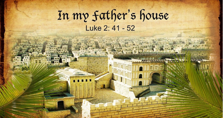 In His Father's House