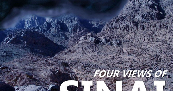 Four Views of Sinai (1)