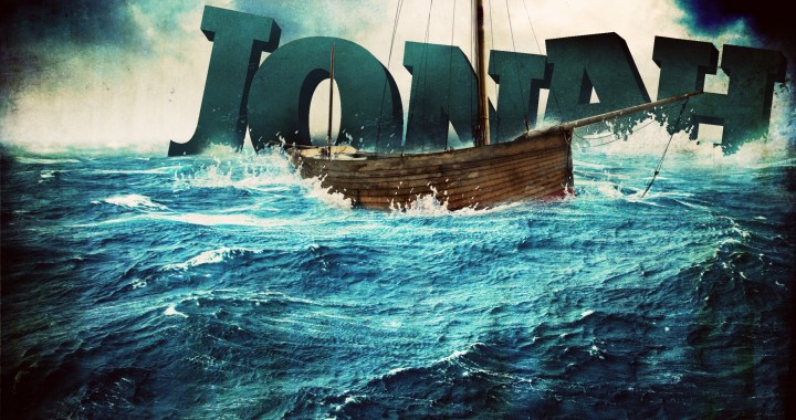Jonah: Drowning & Praying