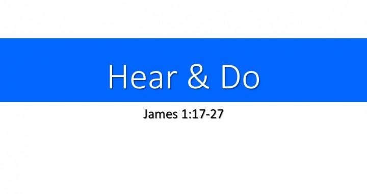 Hear & Do