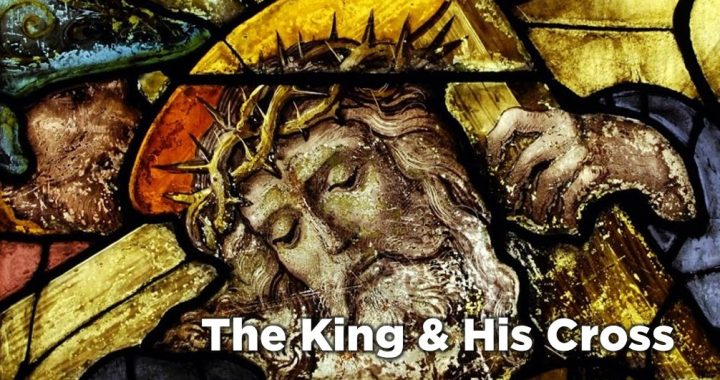 The King & His Cross